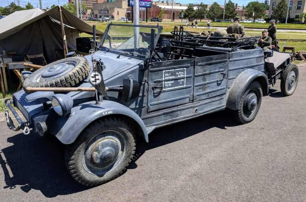 WWII German kubelwagen
