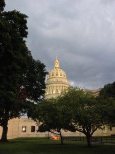 W. Virginia Capitol