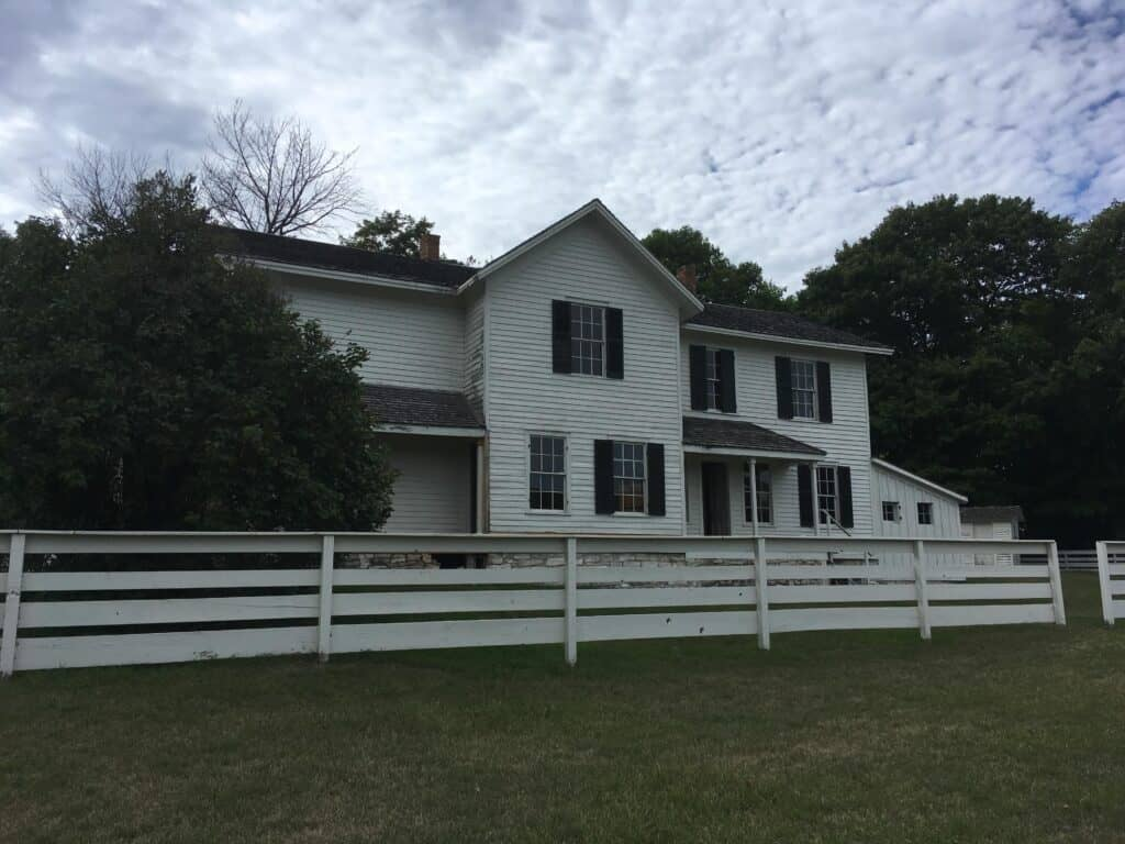 The Superintendents House at Fayette