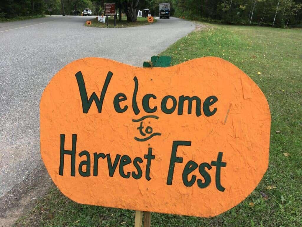 Harvest Fest at Van Riper State Park